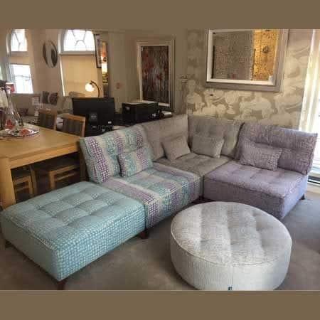 Arianne Love Corner Sofa from Fama