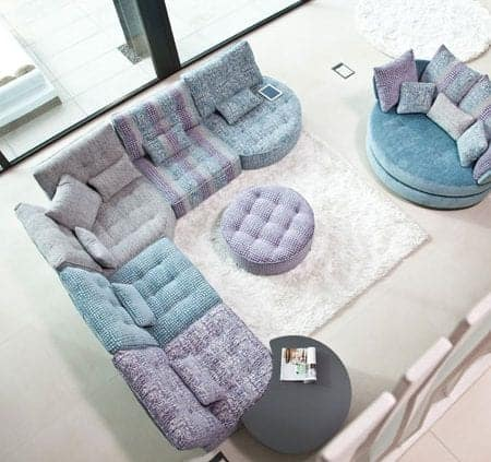 Fama Arianne Love corner sofa
