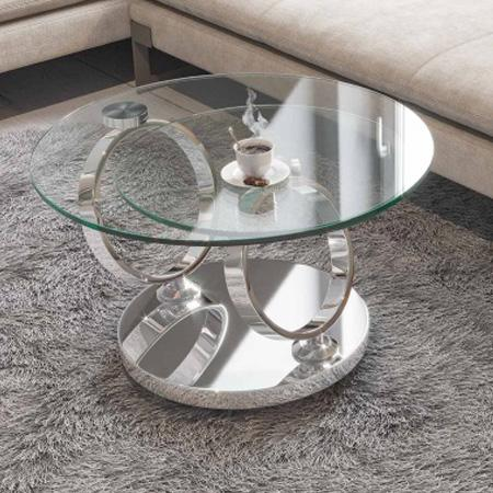 Eolia coffee table from Akante