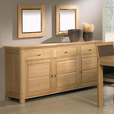 Faro 3 door sideboard
