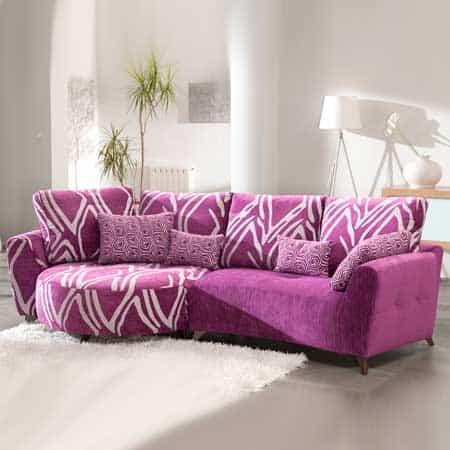 Fabric and Leather sofas, Nantwich, Cheshire | Mia Stanza