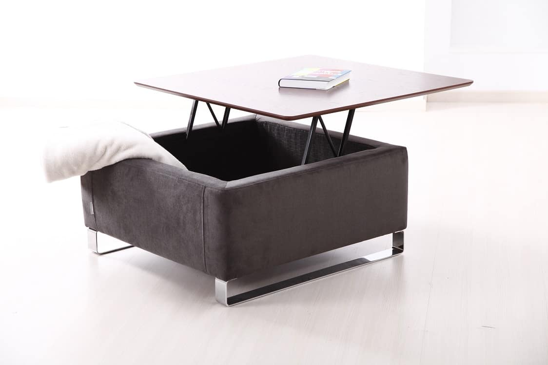 Fama tab adam 96 lifting top coffee table mia stanza Lifting top coffee table