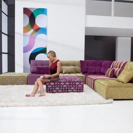 Fama Arianne corner sofa