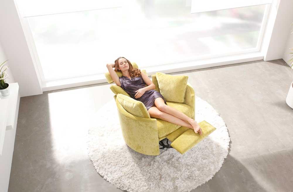Fama Moon Chair Fabric Miastanza Co Uk