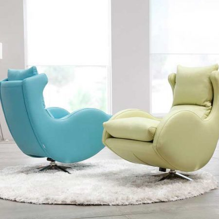 Fama Lenny Leather Chair Miastanza Co Uk