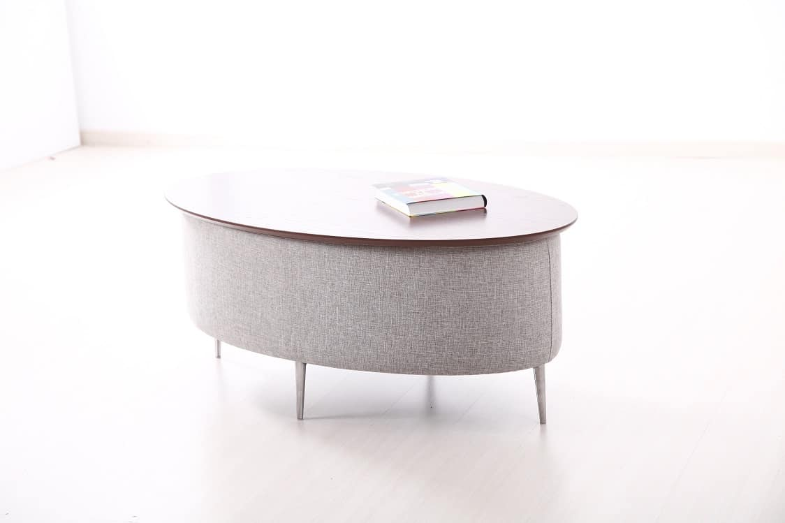 Fama Tab Otis Lifting Top Coffee Table Mia Stanza