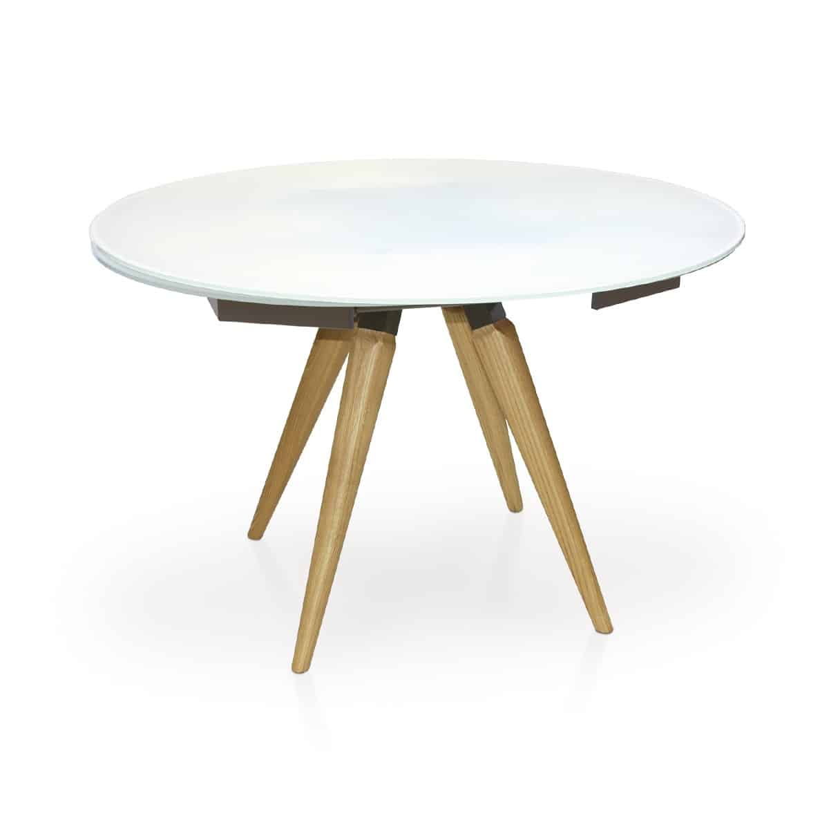 Myles extending dining table from peressini mia stanza for 10 dining table