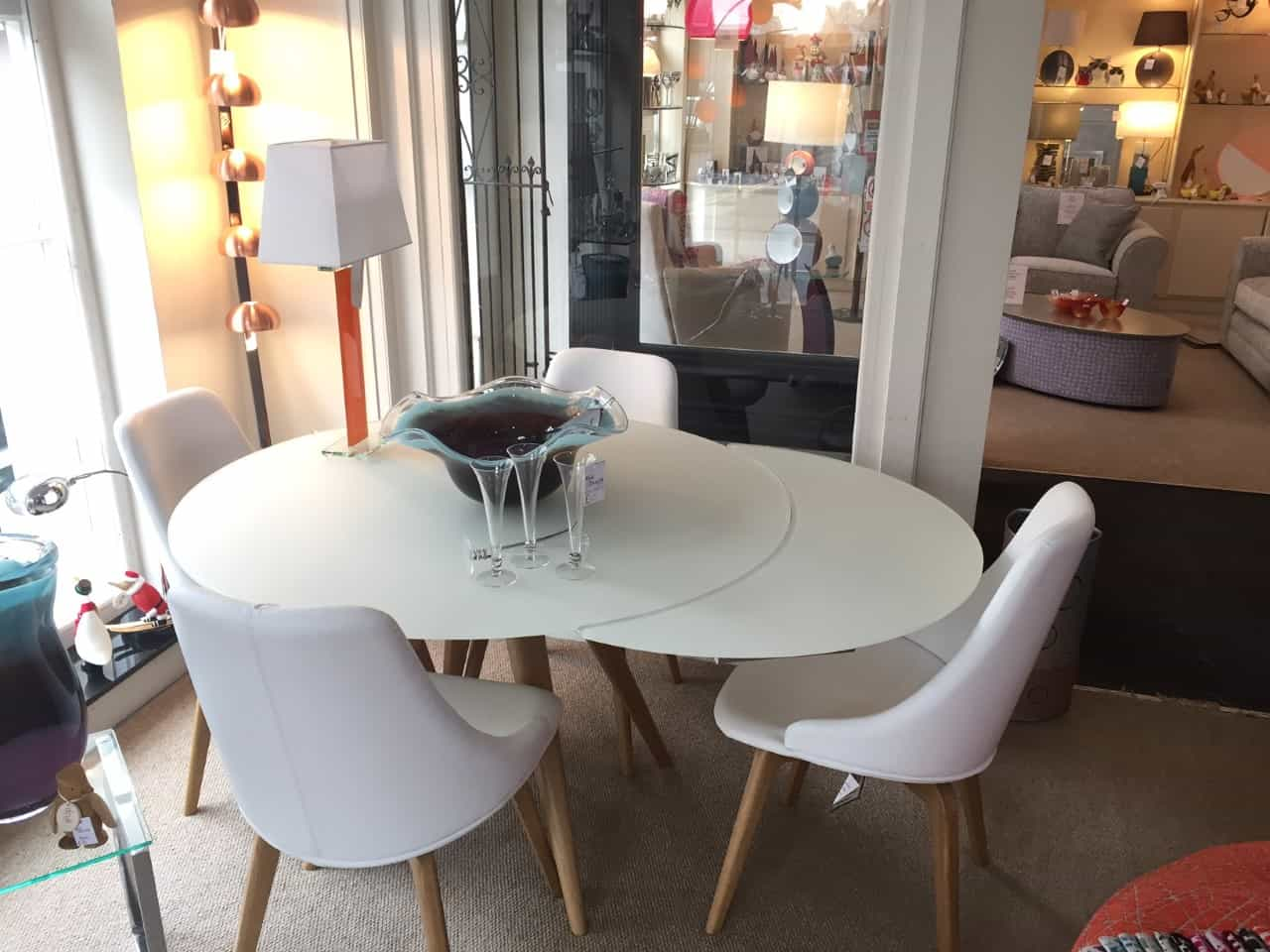Myles Extending Dining Table From Peressini Mia Stanza