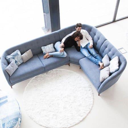 Astoria corner sofa from Fama