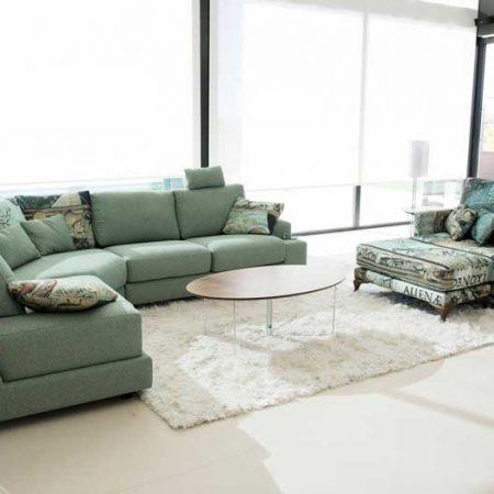 Calessi corner sofa from Fama - Mia Stanza