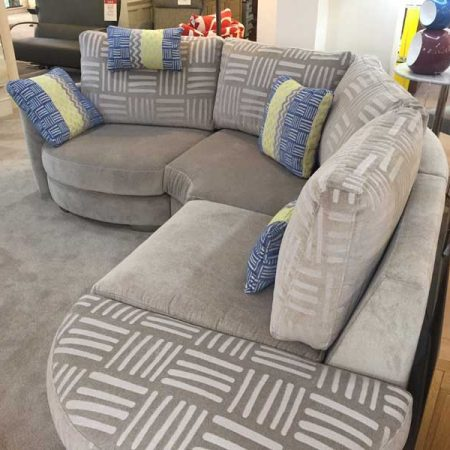Afrika corner sofa from Fama