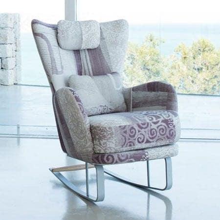Kylian armchair from Fama - Mia Stanza