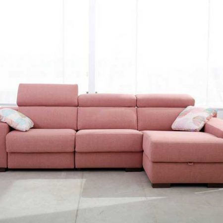 Loto chaise sofa from Fama