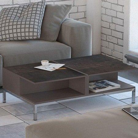 Arizona coffee table -Steel Ceramics