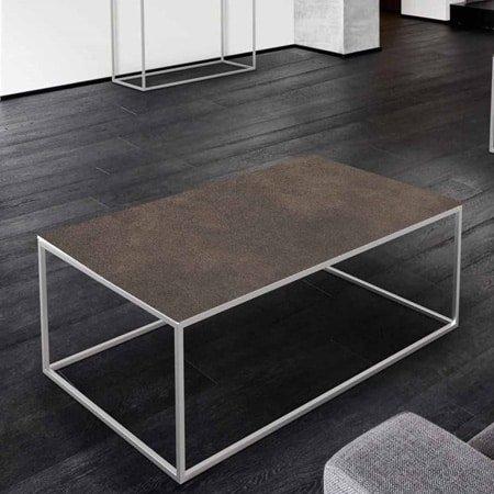 Julia coffee table from Akante - Argile Ceramics
