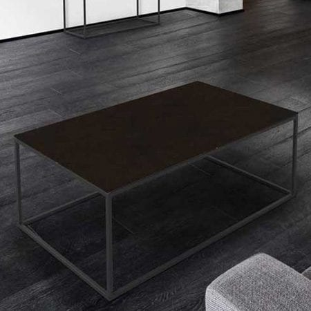 Julia coffee table from Akante - Steel Ceramics