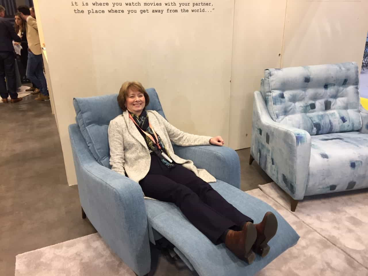 Avalon Recliner chair