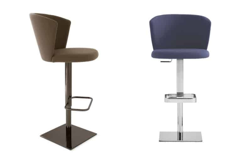 Ines Bar Stool From Peressini Casa Mia Stanza