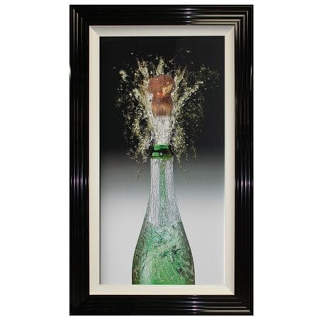 Splashing Cork with Liquid Art from Complete Colour