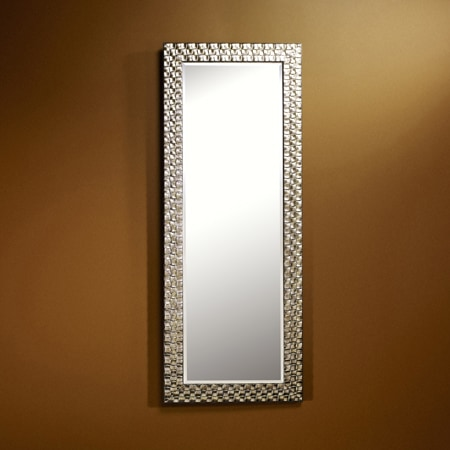 Almeria Silver Hall Mirror from Deknudt