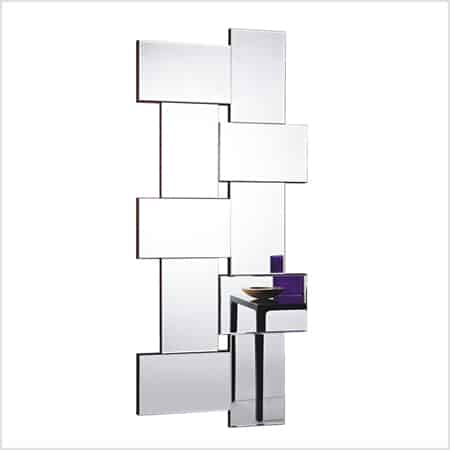 Criss Cross Mirror from Deknudt