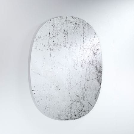 Grunge mirror from Deknudt