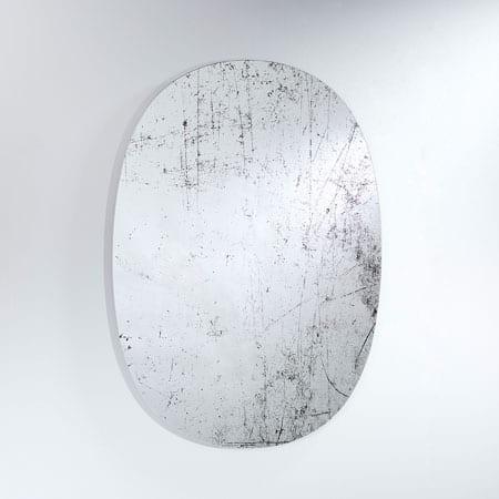 Grunge mirror from Deknudt