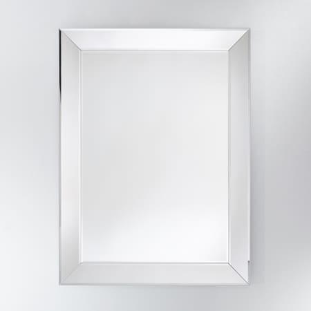 Integro Rectangular Mirror from Deknudt
