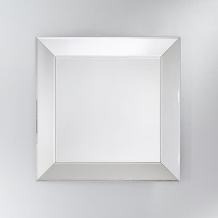 Integro Square Mirror from Deknudt