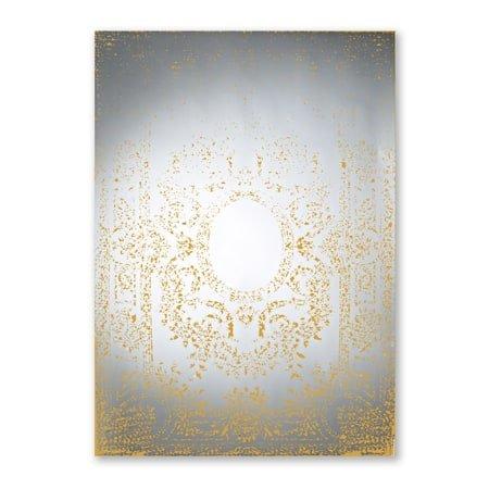 Oxide Bronze Mirror from Deknudt