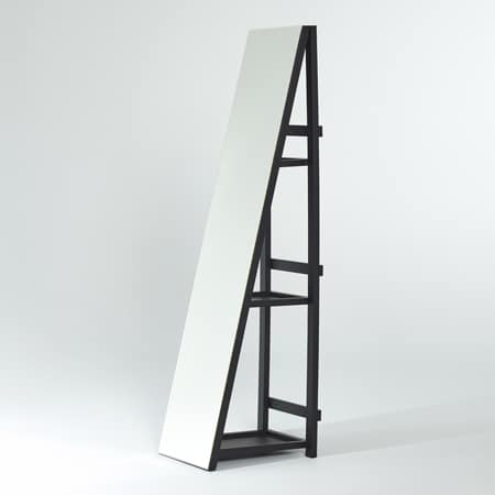Shelfie mirror from Deknudt