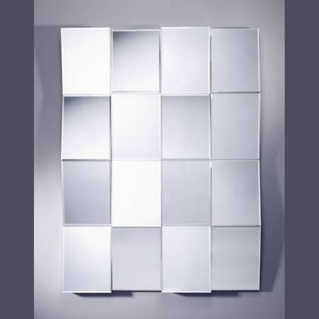 Zig Zag Mirror from Deknudt