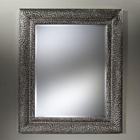 Dragon Silver Mirror from Deknudt