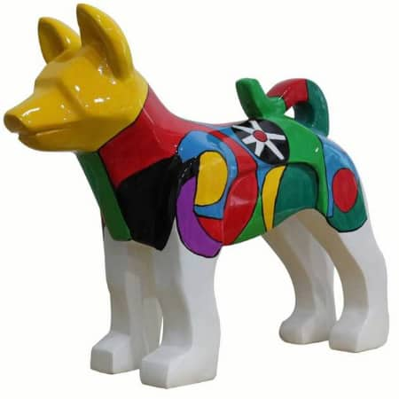 Canine sculpture from LBA SC234