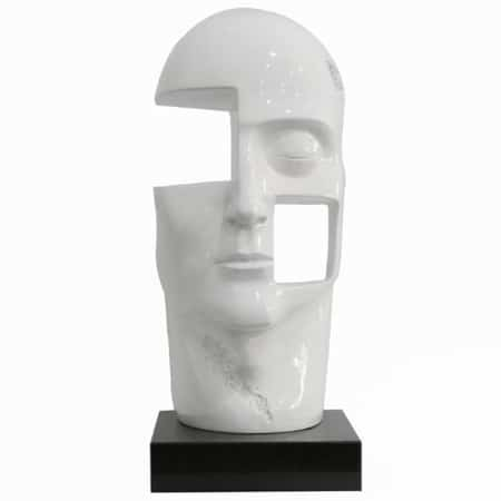 Square sculpture from LBA SC237