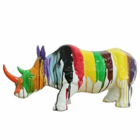 Rhino sculpture from LBA SC242