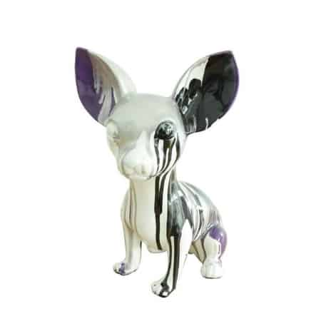 Dog sculpture from LBA SC259