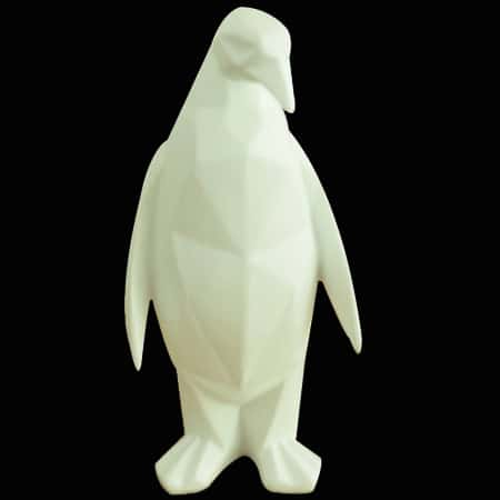 Penguin White Sculpture SC272 from LBA