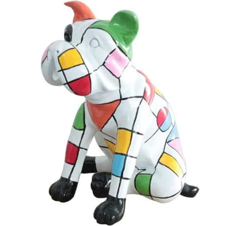 Dog Sculpture SC307 from LBA