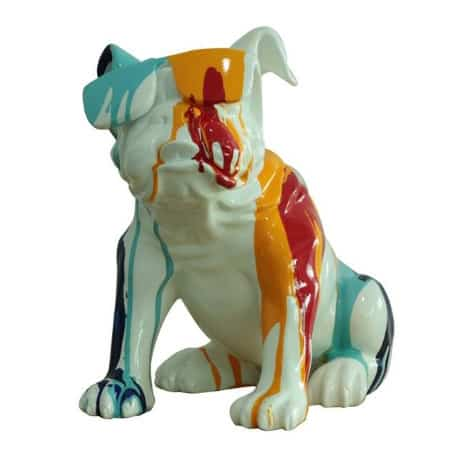Dog Sculpture SC317 from LBA