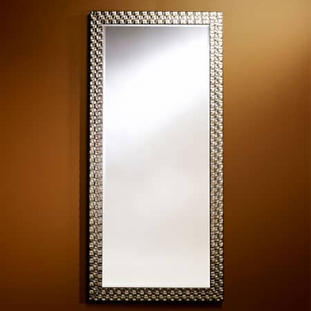 Almeria Silver XL Mirror from Deknudt
