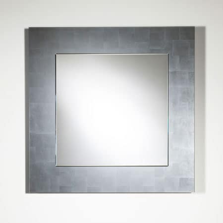 Basic Silver Mirror from Deknudt