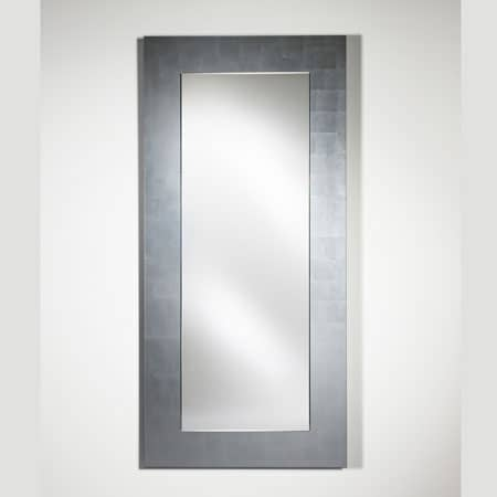 Basic Silver Hall Mirror from Deknudt