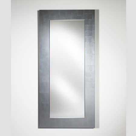 Basic Silver Hall Mirror from Deknudt