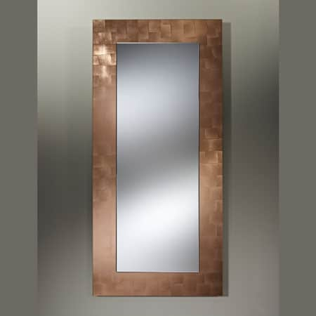 Basic Copper Hall Mirror from Deknudt
