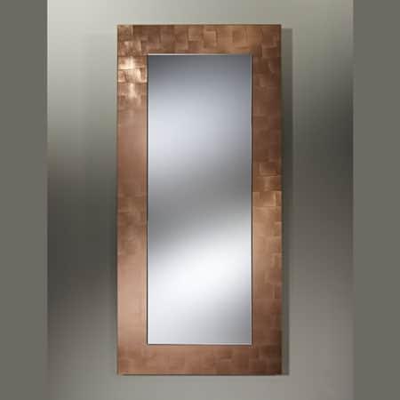 Basic Copper Hall Mirror from Deknudt