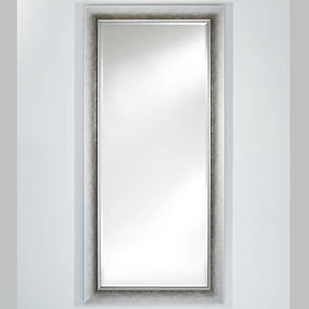 Bilbao Silver XL Mirror from Deknudt