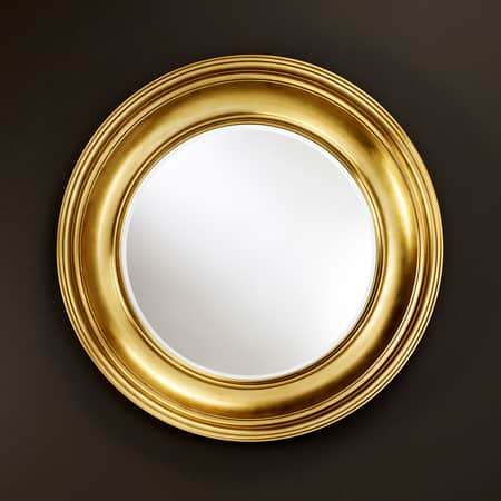 Clara Gold Mirror from Deknudt