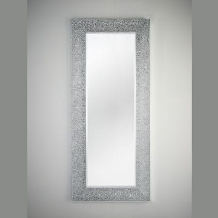 Oslo Silver Hall Mirror from Deknudt