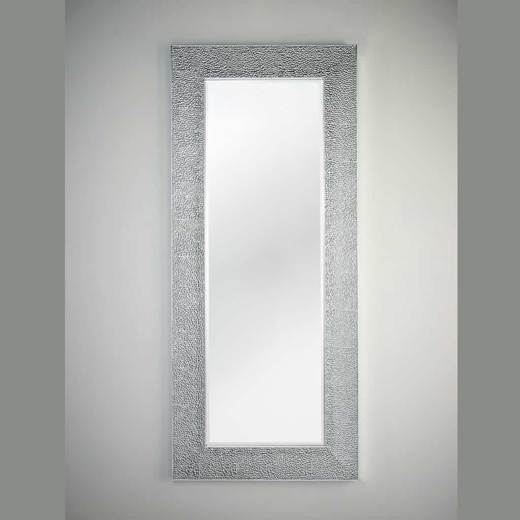 Oslo Silver Hall Mirror From Deknudt Mia Stanza